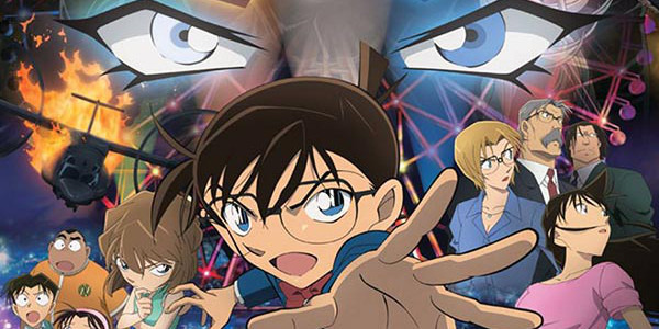 'Detective Conan: The Darkest Nightmare' Doesn't Move the Story Forward