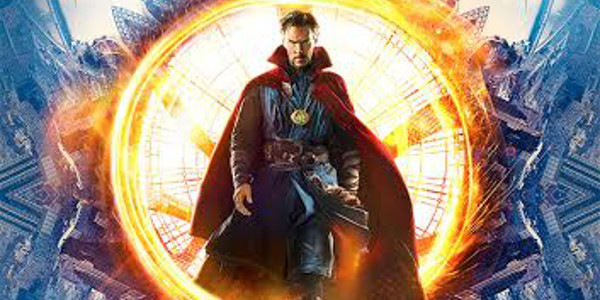 Marvel's Doctor Strange Casts Spell with New Poster