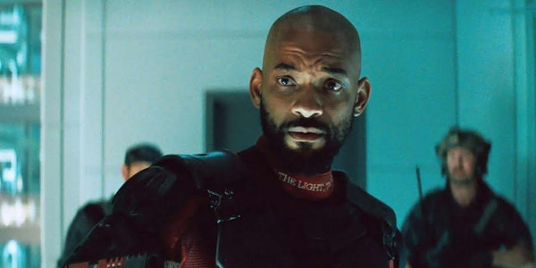 Will Smith on Target as Deadshot in Suicide Squad