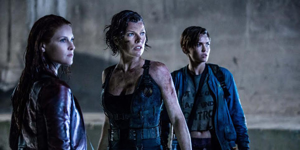 """Resident Evil: The Final Chapter"" Unleashes First-Look Photo"