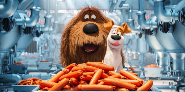 Louis C.K., Eric Stonestreet Speak for Rival Dogs in 'The Secret Life of Pets'