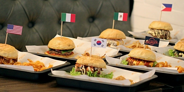 Read more about the article International Burger Co. Brings You Around the World in 8 Burgers