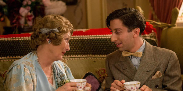 Read more about the article Big Bang Theory's Simon Helberg on High Notes in 'Florence Foster Jenkins'