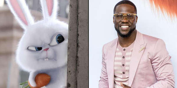 Kevin Hart Breathes Life to Villain Bunny in 'The Secret Life of Pets'