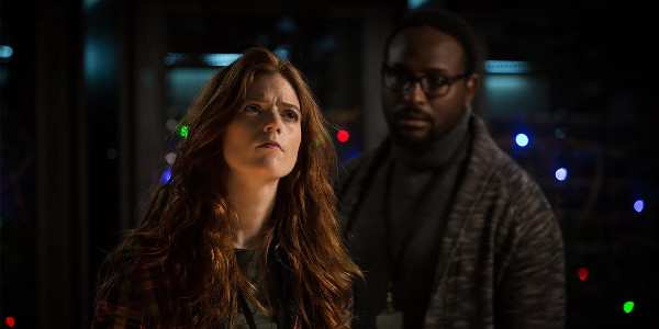 Game of Thrones' Rose Leslie in Thrilling Action Morgan
