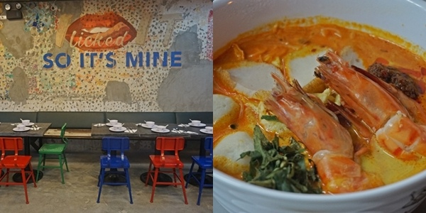 IN PHOTOS: A Sneak Peek of Makansutra Hawkers, opens today, September 8