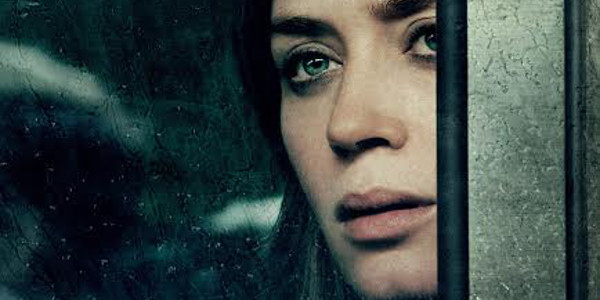 The Girl on the Train Peeks Through the Window in New Poster