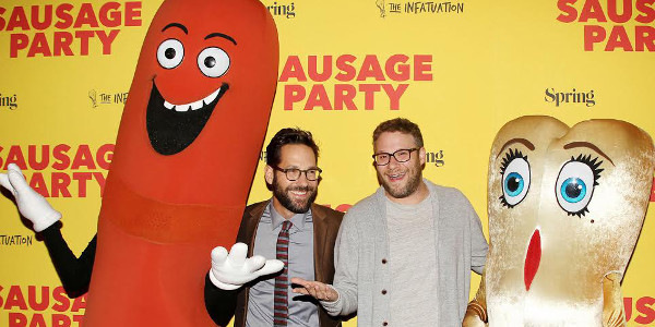 Sausage Party - Animated Hero's Journey that Breaks All Rules