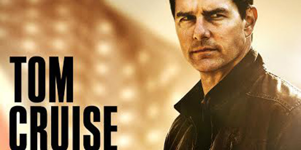 "Cruise Goes Solo in US Posters of ""Jack Reacher: Never Go Back"""