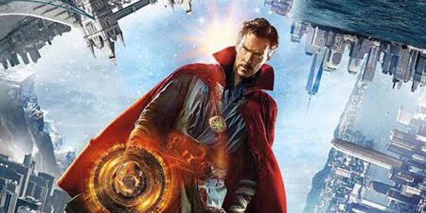 World Cities Collide in New Doctor Strange Poster