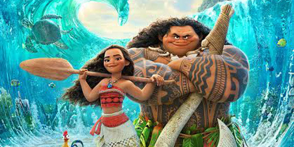 """Read more about the article """"Moana"""" Masters the Seas in Newly Launched Payoff Poster"""