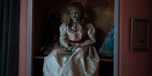 """Read more about the article WATCH: Take Your First Look at """"Annabelle 2"""" in Announcement Trailer"""