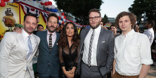 Top Comedians Come Together to Bring You Sausage Party