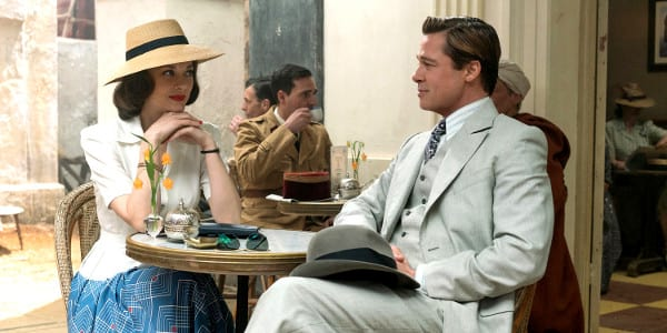 Read more about the article WATCH: Pitt, Cotillard are Spies In-Love in First Trailer of 'Allied'