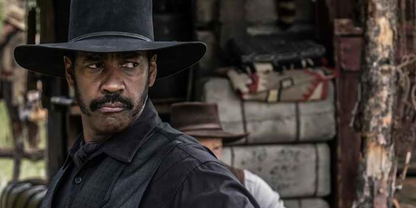 Denzel Washington Protects the Innocent in 'The Magnificent Seven'
