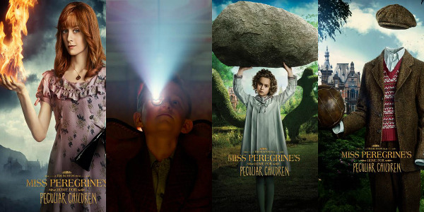 Embrace the Unique in 'Miss Peregrine's Home For Peculiar Children' on September 28