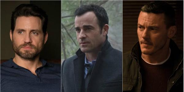 Evans, Theroux, Ramirez: The Men of Girl on the Train