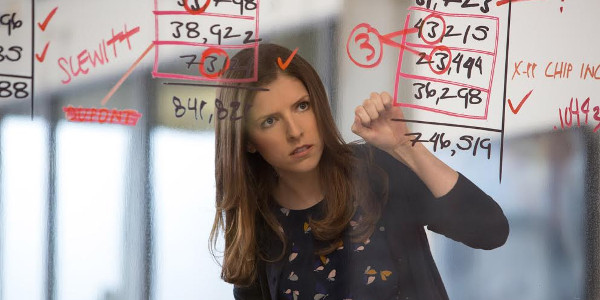 Anna Kendrick, the Reliable Whistle-blower in The Accountant