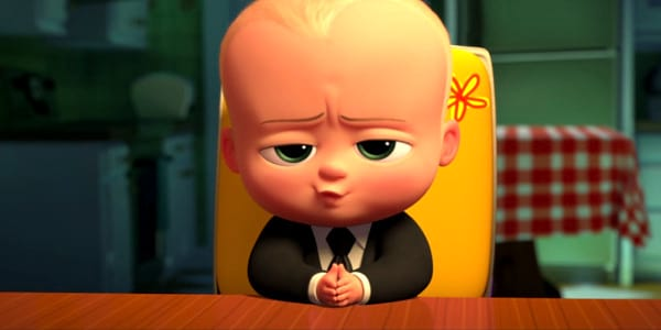 WATCH: Meet DreamWorks Animation's 'The Boss Baby' Trailer & Poster Reveal
