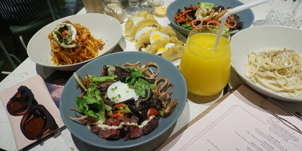 From Retail to Grub: Sunnies CaféOpens its Second Branch at SM Megamall