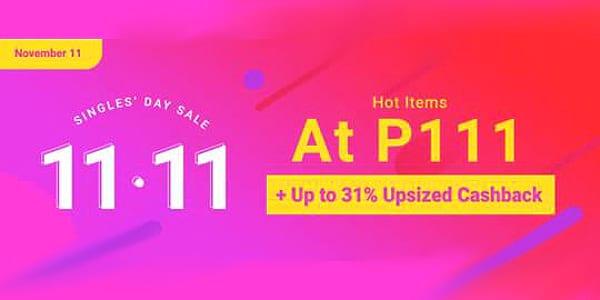 ShopBack sets biggest online sale with Singles Day:11/11
