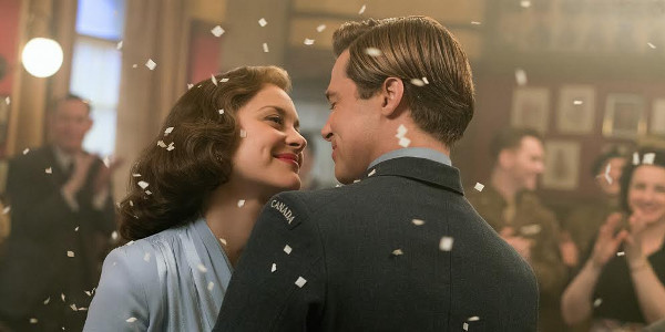 Allied -- Based on a True Story of Love, War, Deceit