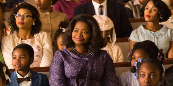 Oscar Winner Octavia Spencer in an Inspiring True Story in Hidden Figures