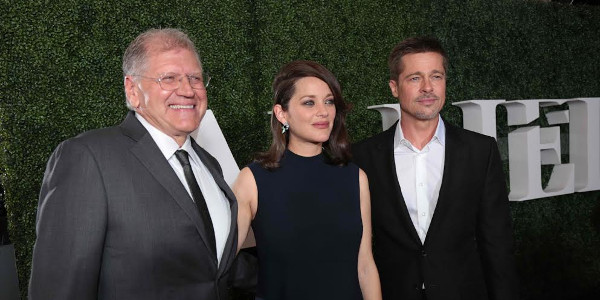 Oscar-Winner Robert Zemeckis Takes the Helm for Allied