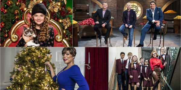 Read more about the article LIFETIME celebrates the spirit of the season with the best holiday line-up for viewers