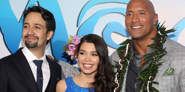 Stars Align to Create Moving Soundtrack for Moana