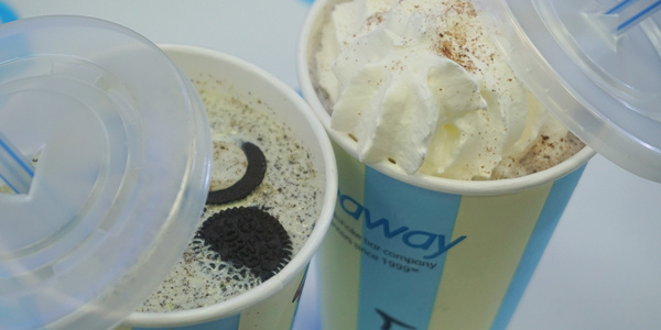 CHECK THIS OUT: World's Largest Milkshake Bar, Shakeaway, Opens Its First Branch in Manila