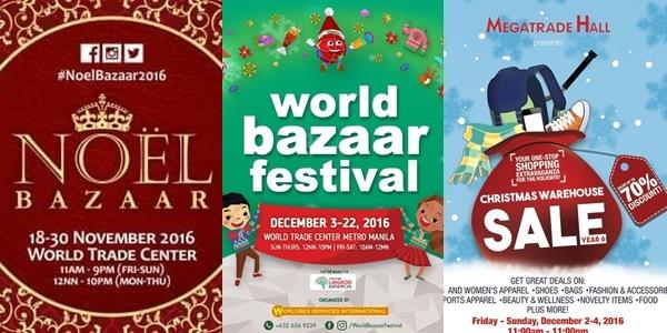 'Tis The Season To Be Jolly: A 2016 Holiday Bazaar Guide in Metro Manila