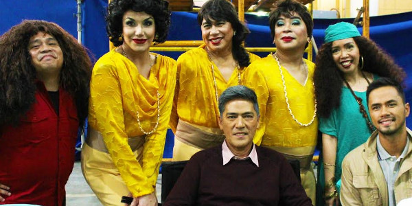 "Vic Sotto Returns to the Big Screen as Enteng Kabisote  in ""Enteng Kabisote 10 and the Abangers"""