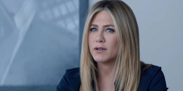 Aniston's Feisty CEO Cannot Stop Her Office Christmas Party