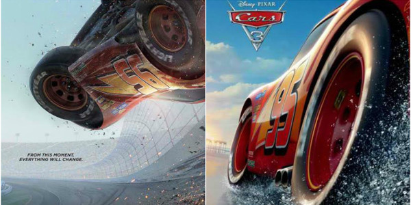 Cars 3 Teaser Posters Crash Online Clickthecity