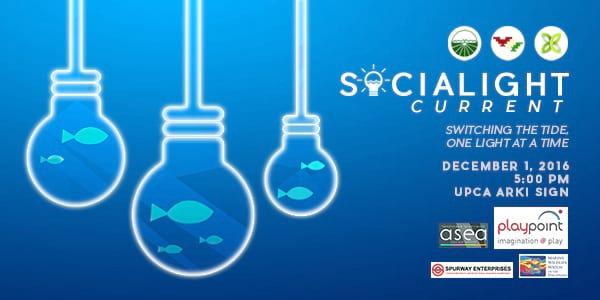 UPCLAS Socialight 2016: Current