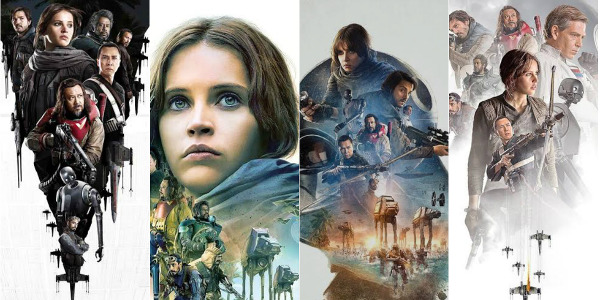 Rogue One: A Star Wars Story Releases IMAX Posters