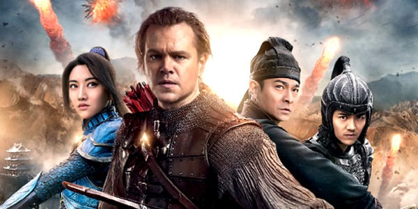 WATCH: New Trailer of 'The Great Wall' Reveals Structure's Secret