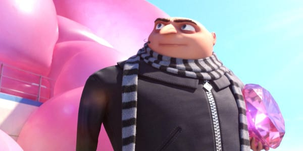 WATCH: Gru's Back as First Trailer of 'Despicable Me 3' Reels Off