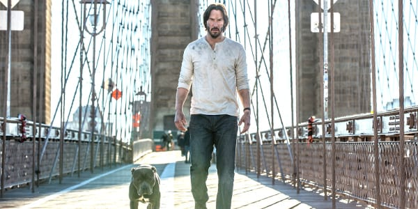 WATCH: Keanu Reeves is Back in Action in 'John Wick: Chapter 2' First Trailer