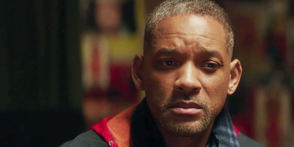"""Will Smith, a Man Lost in Grief in """"Collateral Beauty"""""""