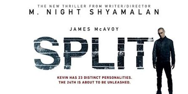 Split -- Hailed as Shyamalan's Most Terrifying Film
