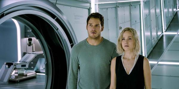 """Passengers"" — Year's First Visually Stunning Film"
