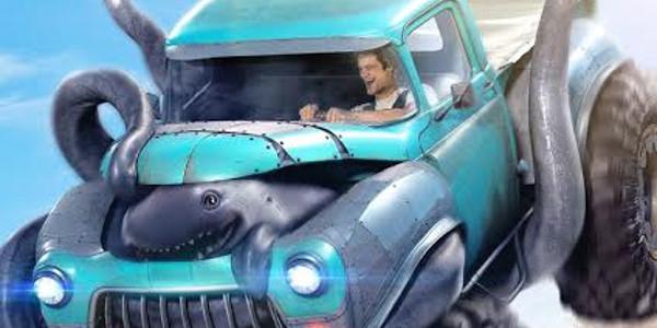 Gear Up for the Teaser Poster of Monster Trucks