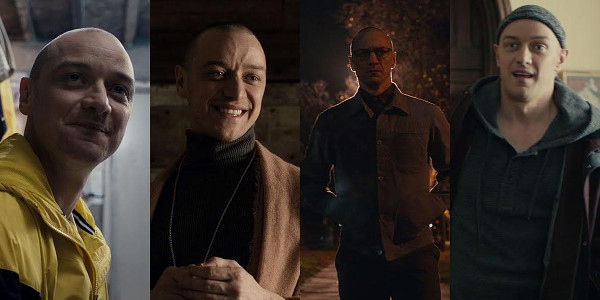 James McAvoy Amazes as Man with Multiple Personalities in Split