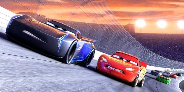 WATCH: Lightning Strikes in New 'Cars 3' Trailer