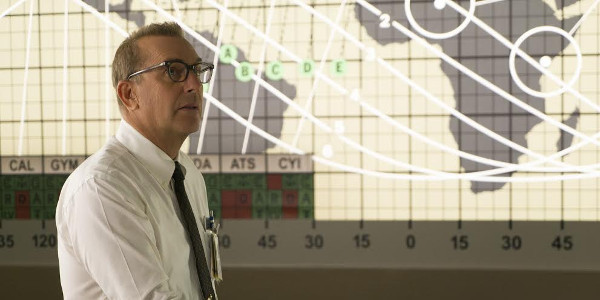 Kevin Costner Breaks chains of Discrimination in the Highly-inspiring Hidden Figures