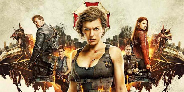 """Read more about the article Jovovich Summarizes """"Resident Evil"""" Films in 2 Minutes"""