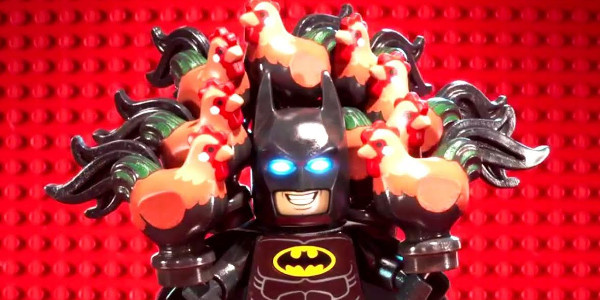 LEGO Batman Sends Happy Chinese New Year Greetings
