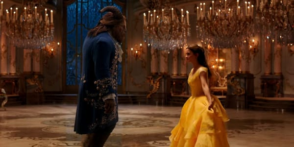 WATCH: Pure Enchantment in 'Beauty and the Beast' Final Trailer